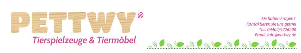Pettwy - Tierspielzeuge & Tiermöbel